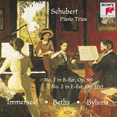 Schubert: Piano Trios D 898 & d 929