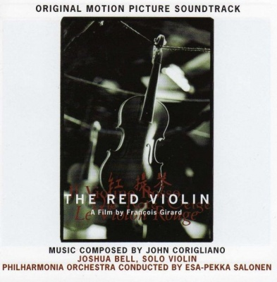 The Red Violin [Original Motion Picture Soundtrack]