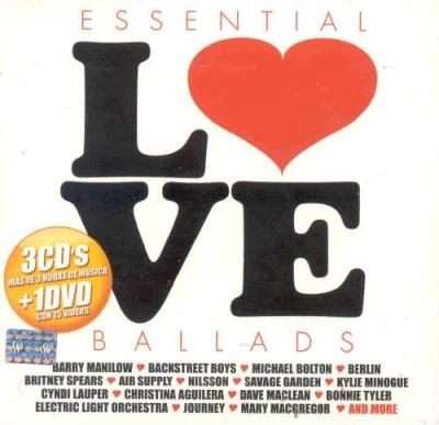 Essential Love Ballads