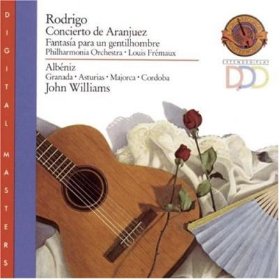 Rodrigo Concertos and Albeniz Pieces