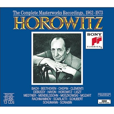 The Complete Masterwork Recordings, 1962-1973