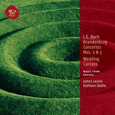 J.S. Bach: Brandenburg Concertos Nos. 2 & 5; Wedding Cantata