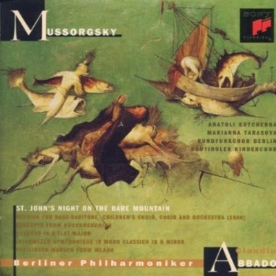 Modest Mussorgsky: St. John's Night on the Bare Mountain