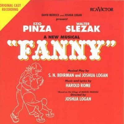 Fanny [Original Cast Recording]