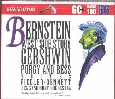 Basic 100, Volume 66: Leonard Bernstein & George Gershwin