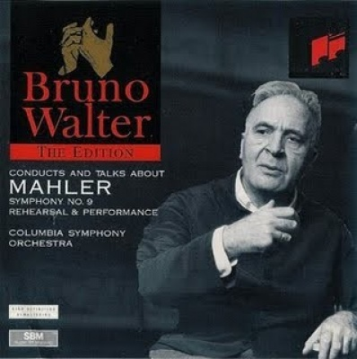 Bruno Walter Conducts and Talks About Mahler Symphony No. 9