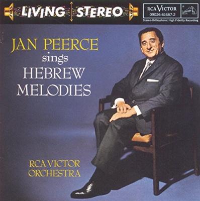 Jan Peerce Sings Hebrew Melodies