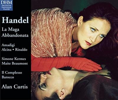 La Maga Abbandonata: Famous Handel Arias