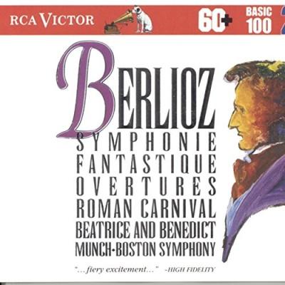 Berlioz: Symphonie fantastique; Overtures Roman Carnival, Beatrice adn Benedict