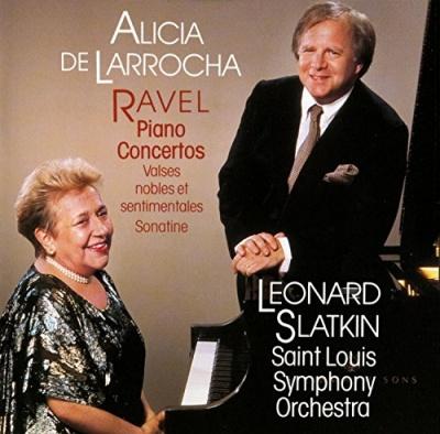 Maurice Ravel: Piano Concertos