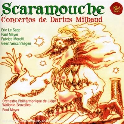 Milhaud: Concertos