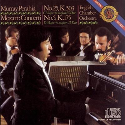 Mozart: Piano Concertos Nos. 25 & 5