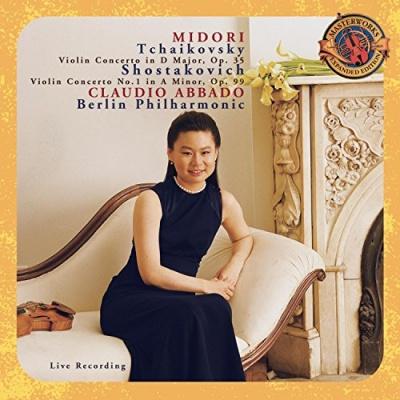 Tchaikovsky: Violin Concerto; Shostakovich: Violin Concerto No. 1 [10 tracks]