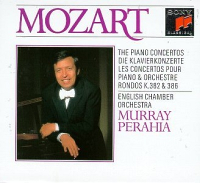 Mozart: The Concertos for Piano and Orchestra
