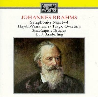 Brahms: Symphonies Nos. 1-4; Haydn-Variations; Tragic Overture