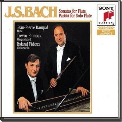 Bach: Partita and Sonatas for Flute