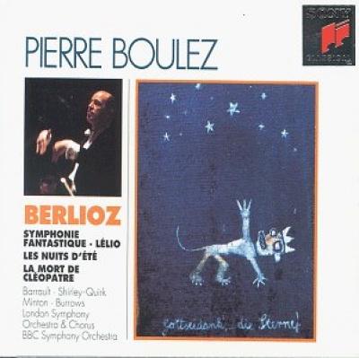 Berlioz: Symphonie fantastique; Les nuits d'été; La mort de Cléopatre