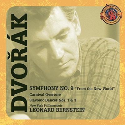 "Dvorák: Symphony No. 9 ""From the New World""; Carnival Overture; Slavonic Dances Nos. 1 & 3"