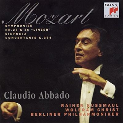 Mozart: Symphonies Nos. 23 & 36; Sinfonia Concertante