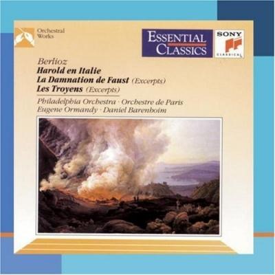 Berlioz: Harold en Italie; La Damnation de Faust (Excerpts); Les Troyens (Excerpts)