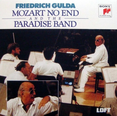 Mozart No End and the Paradise Band