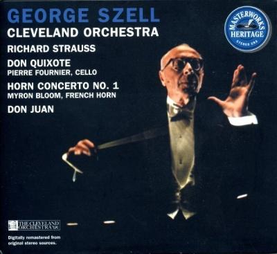 Strauss: Don Quixote; Don Juan; Horn Concerto No.1