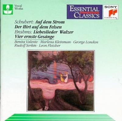 Schubert, Brahms: Lieder