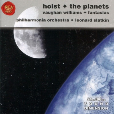 Holst: The Planets; Vaughan Williams: Fantasia
