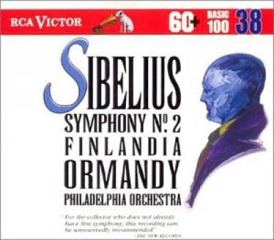 Sibelius: Symphony No. 2; Valse Triste; Swan of Tuonela; Finlandia