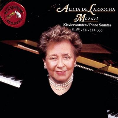 Mozart: Piano Sonatas K. 283, 331, 332, 333