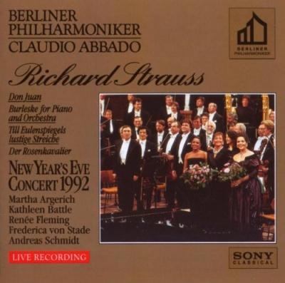New Year's Eve Concert Berlin 1992