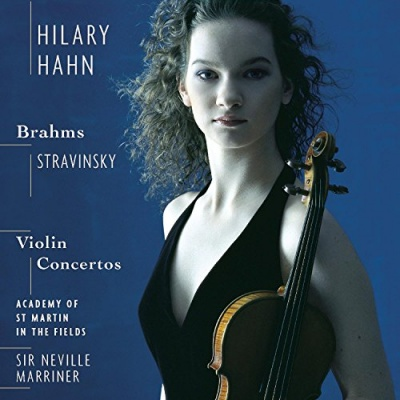 Brahms, Stravinsky: Violin Concertos