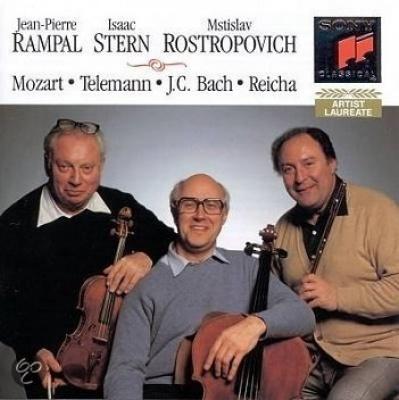 Mozart, Telemann, Reicha, J. C. Bach: Chamber Works