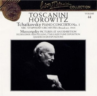 Tchaikovsky: Concerto No. 1; Mussorgsky: Pictures at an Exhibition