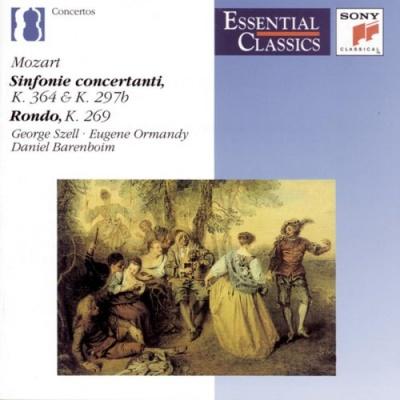 Mozart: Sinfonie concertanti, K364 & K297b; Rondo, K269