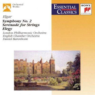 Edward Elgar: Symphony No. 2; Serenade for Strings; Elegy