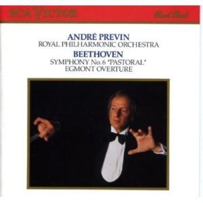 "Beethoven: Symphony No. 6 ""Pastoral""; Egmont Overture"