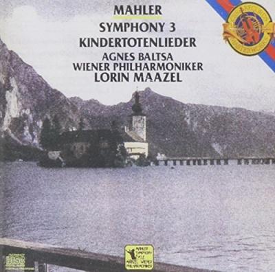 Mahler: Symphony No. 3; Kindertotenlieder