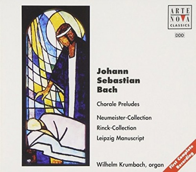Bach: Chorale Preludes