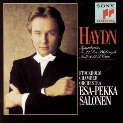 Haydn: Symphonies No. 22 Der Philosoph, No. 78 & 82 L'Ours