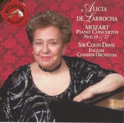 Mozart: Concertos No. 19 & 27