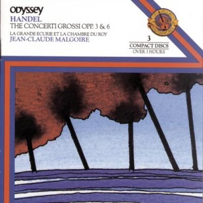 Handel: The Concerti Grossi, Opp. 3 & 6