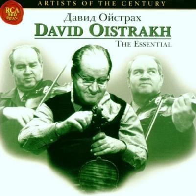 David Oistrakh: The Essential