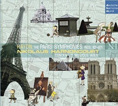 Haydn: The Paris Symphonies Nos. 82-87