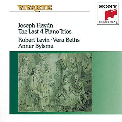 Haydn: Last 4 Piano Trios