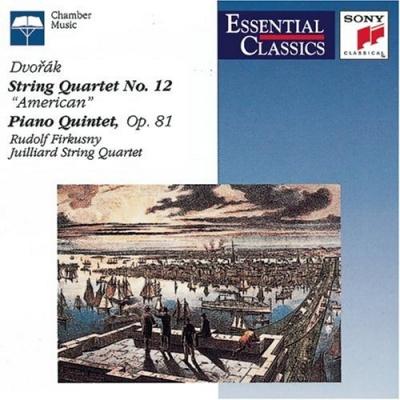 Dvorák: String Quartet No.12; Piano Quintet