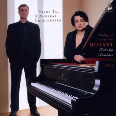 Mozart: Works for Two Pianists Vol. 2 [Germany]