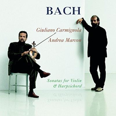 Bach: Sonatas for Violin & Harpsichord