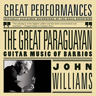 Great Paraguayan: John Williams plays Barrios