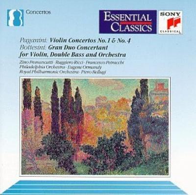 Paganini: Violin Concertos Nos. 1 & 4; Bottesini: Grand Duo Concertant